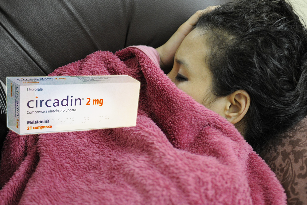 circadin melatonina insonnia