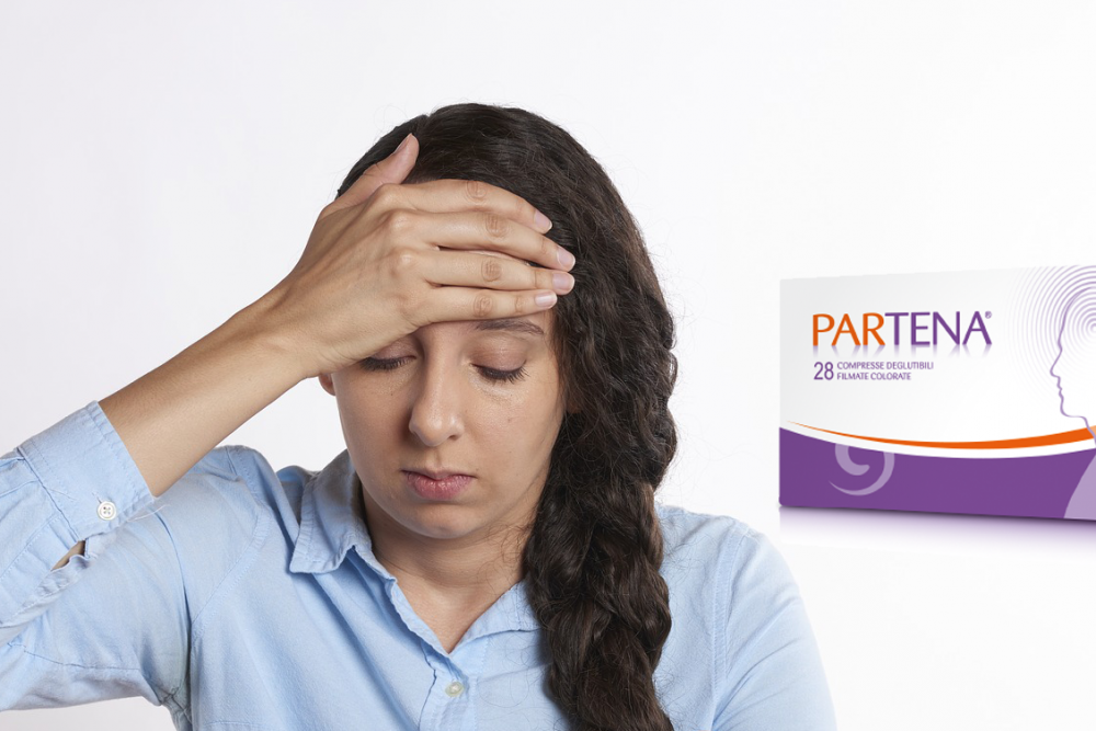 partena emicrania cefalea